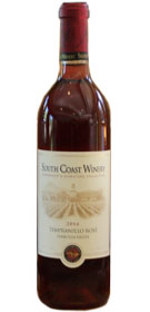 South Coast Winery Tempranillo Rosè