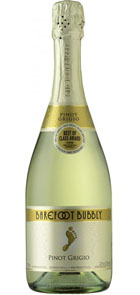 Barefoot Bubbly Pinot Grigio Sparkling