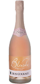 Bon Courage Blush Vin Doux Sparkling Wine NV