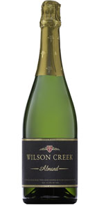 Wilson Creek Almond Sparkling Wine