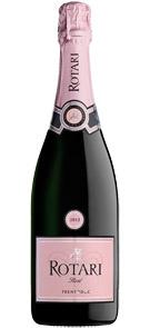 Rotari Rosé 2013 Trento DOC Sparkling Wine