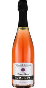 Pierre Sparr Crémant d'Alsace Brut Rosé